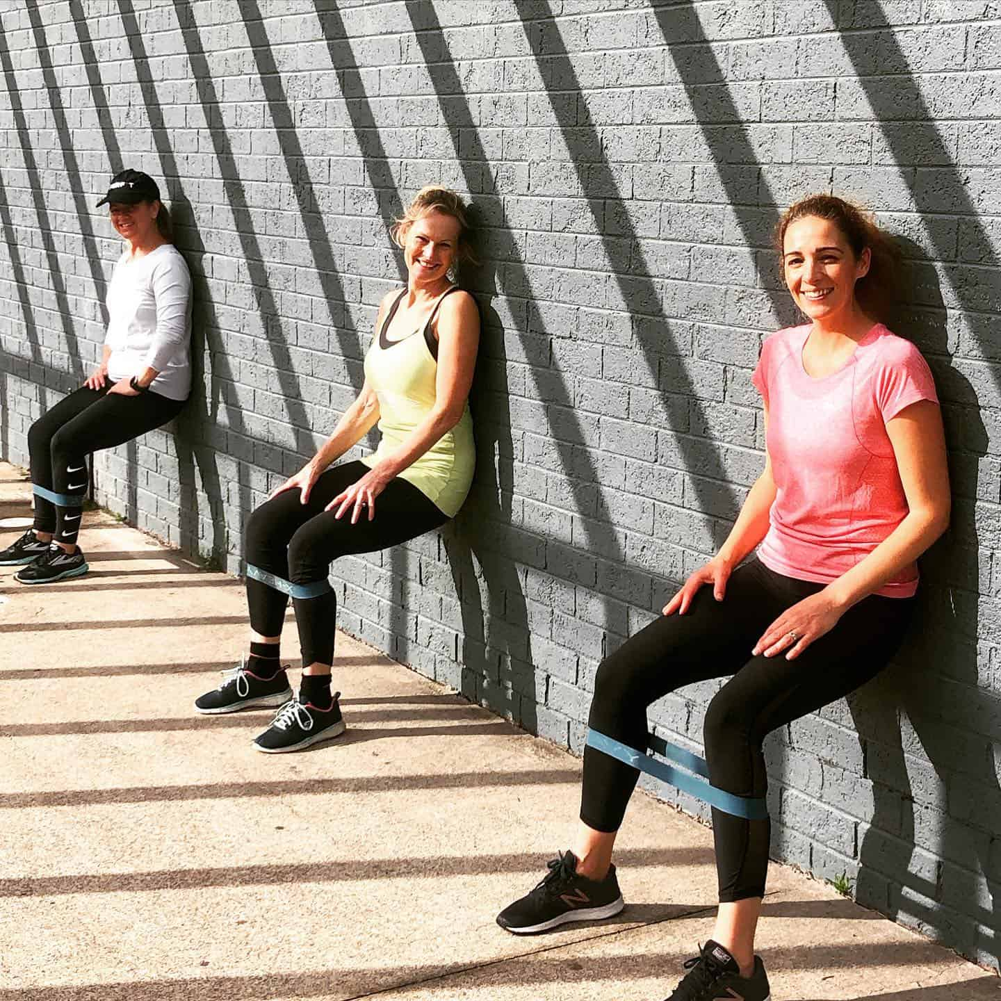 Social Exercise: strength training the PERFIT way